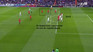 acción del gol