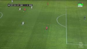 Acción del gol (II)